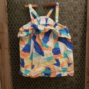 Gymboree Baby Girls Geometric Dress 3-6 mon